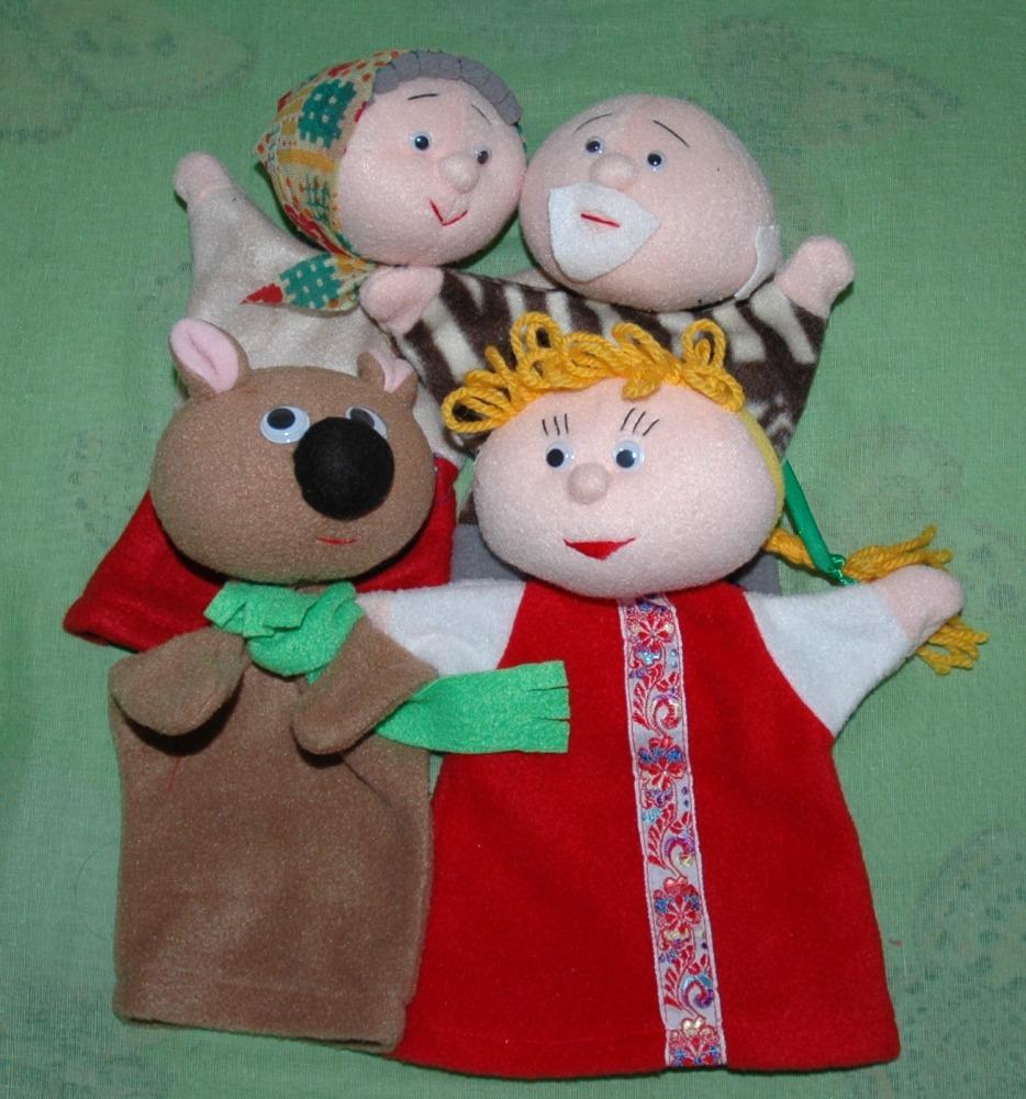 Как сшить куклу для театра кукол 30