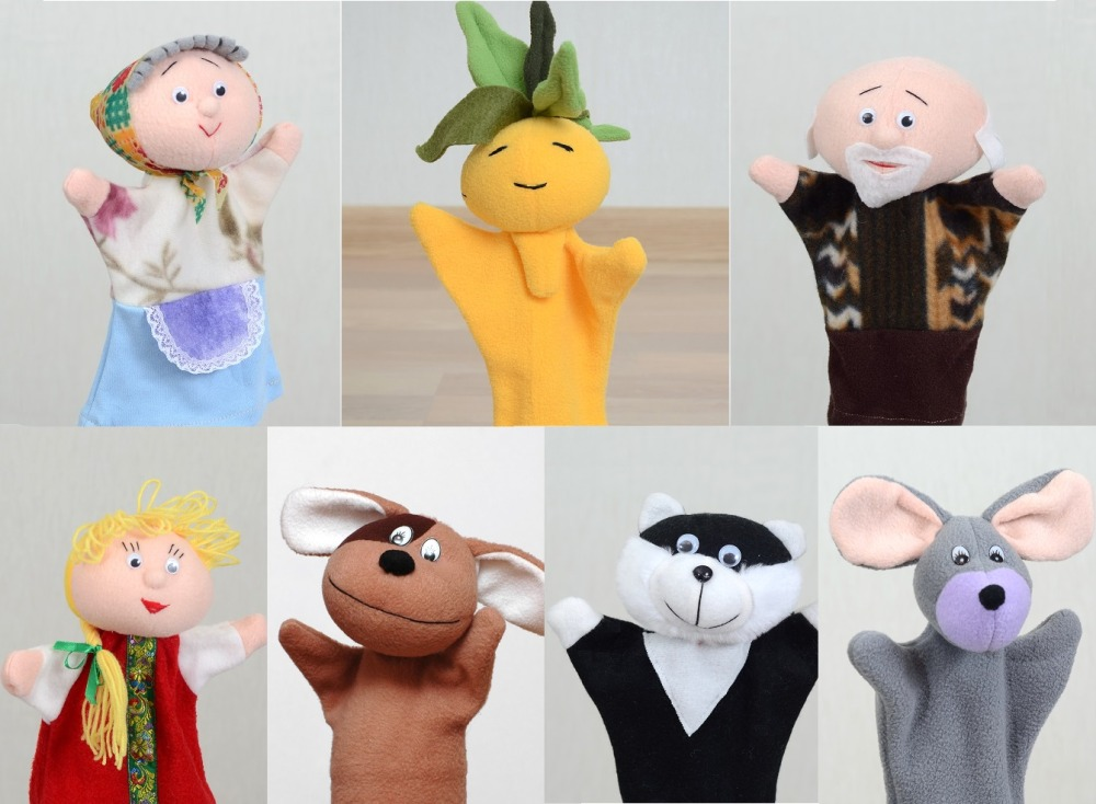Как сшить куклу для театра кукол 365