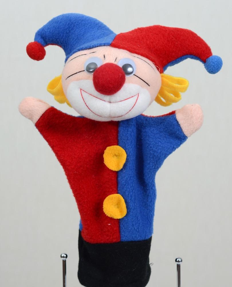 Игрушка петрушка своими руками из ткани 19